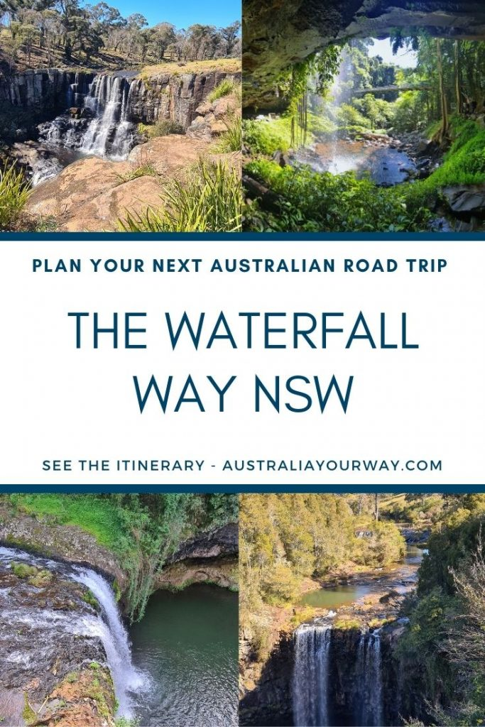 Waterfall Way NSW Itinerary