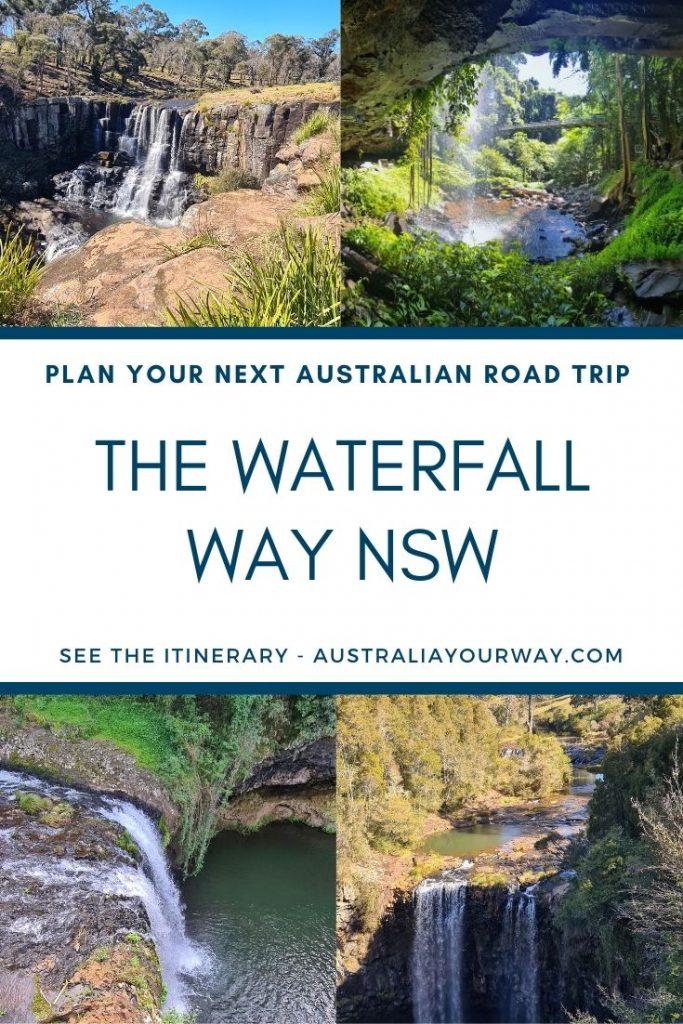 THE BEST WATERFALLS IN NSW 1