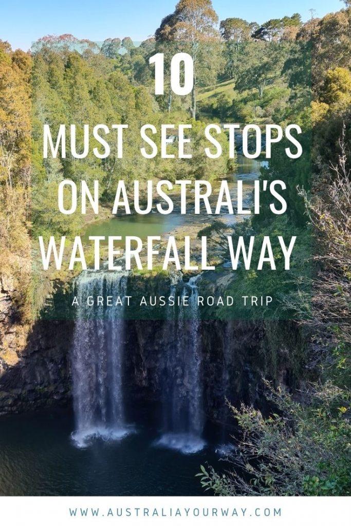 THE BEST WATERFALLS IN NSW 2