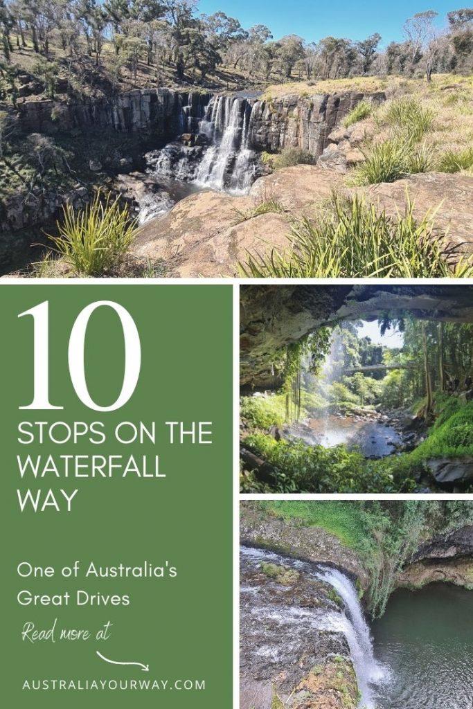 THE BEST WATERFALLS IN NSW 3