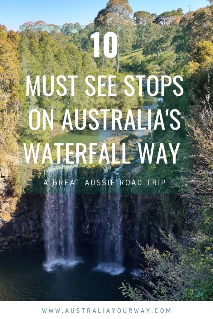 THE BEST WATERFALLS IN NSW 4