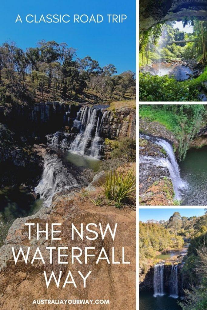 THE BEST WATERFALLS IN NSW