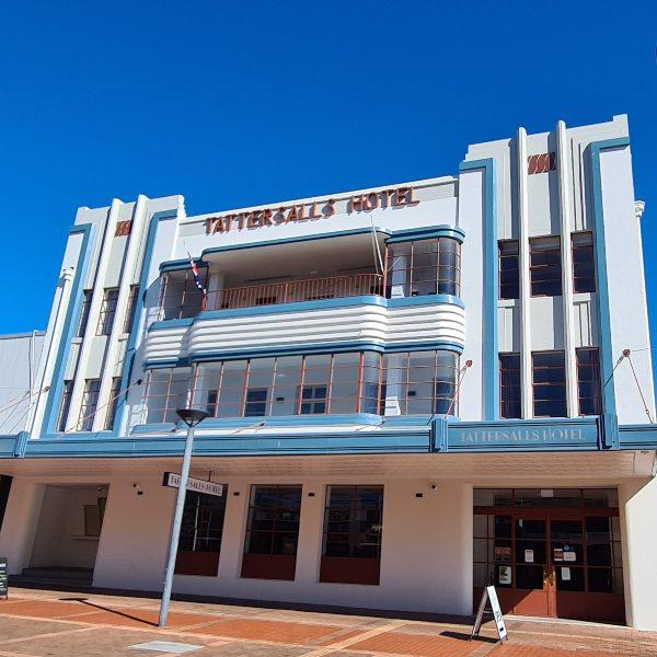 Tattersalls Hotel Armidale