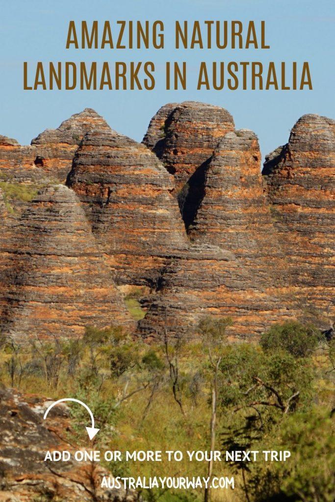 Australian landscapes pin 3