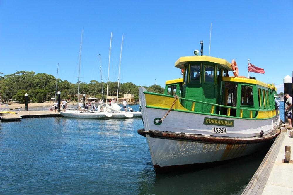 Bundeena Ferry