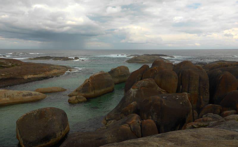 Elephant Rocks Western Australia Landmark