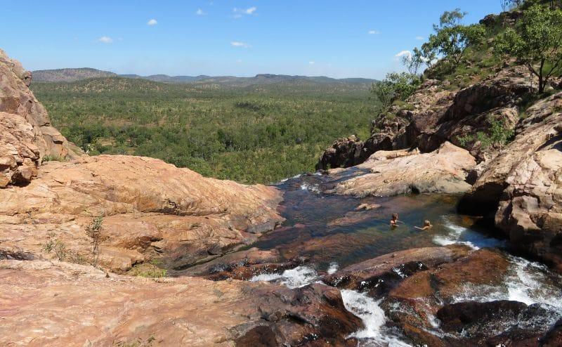 Gulum Falls in Northern Territory