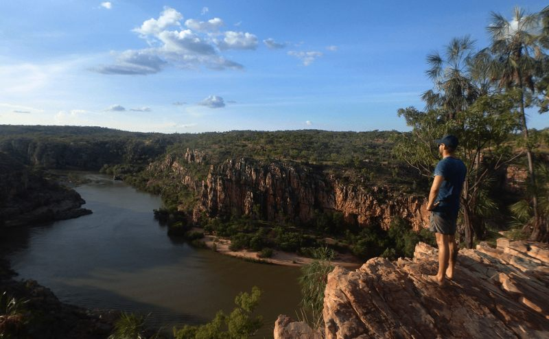 Katherine Gorge Nitmiluk Landmarks Northern Territory Australia