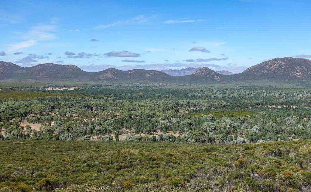 Wilpena Pound South Australia