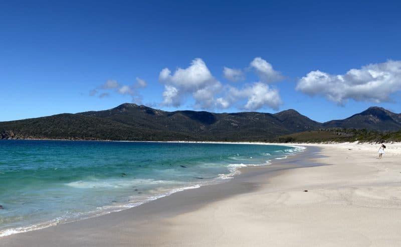 Tasmania Landmark Wineglass Bay