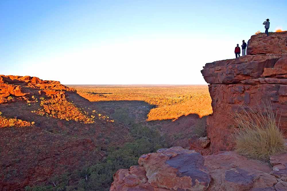 Australia Landmark Kings Canyon