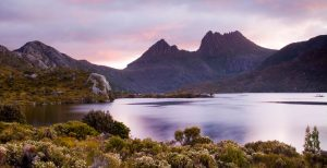 Cradle Mountain Dove Lake in Tasmania Honeymoon