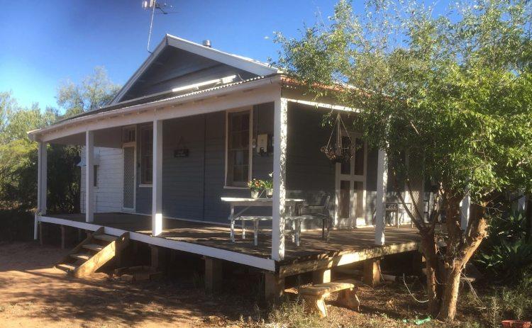 The Old School House Airbnb Lightning Ridge