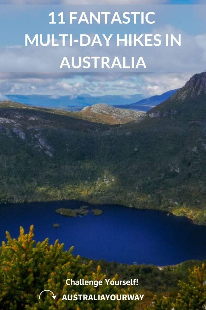 Australias best Multi Day Hikes