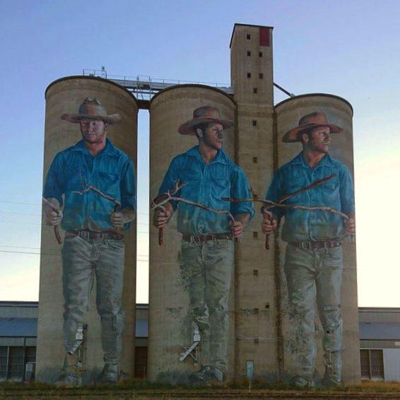 Barraba silo 1