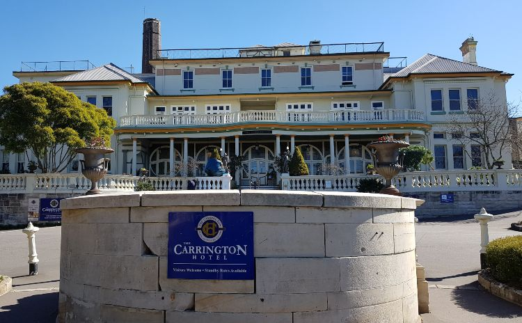 Blue Mountains Carrington Hotel