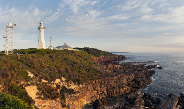 Green Cape Lighthouse, New South Wales, Australia