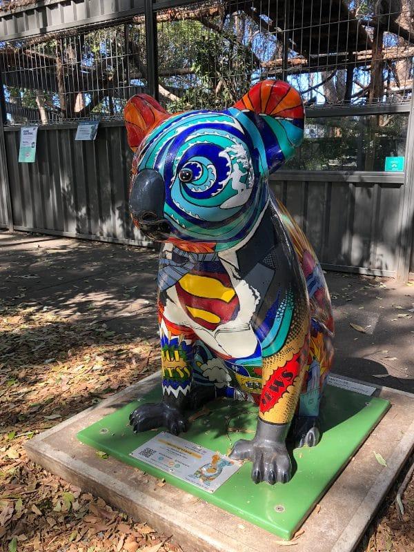 Hello Koala Port Macquarie Koala Sculptures