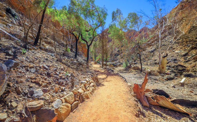 Standley Chasm Larapinta Trail NT