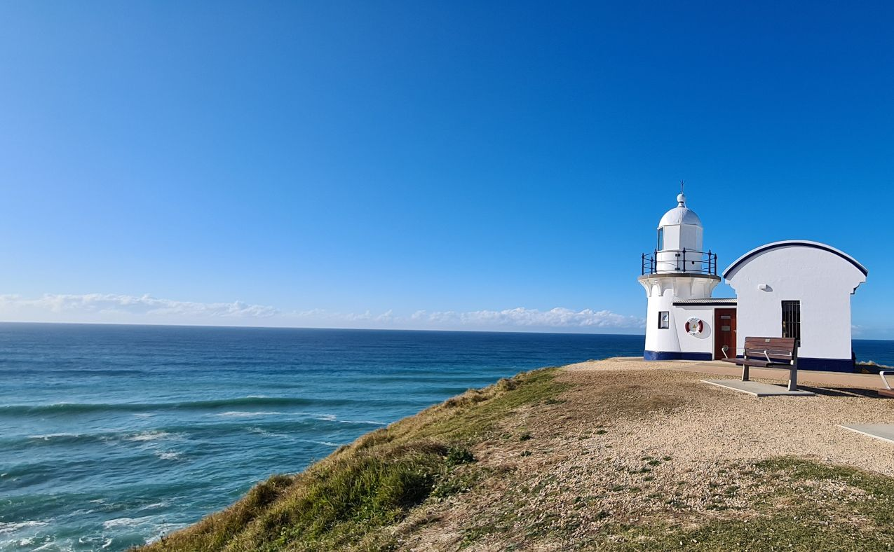 Port Macquarie Tacking Point Station Lighthouse