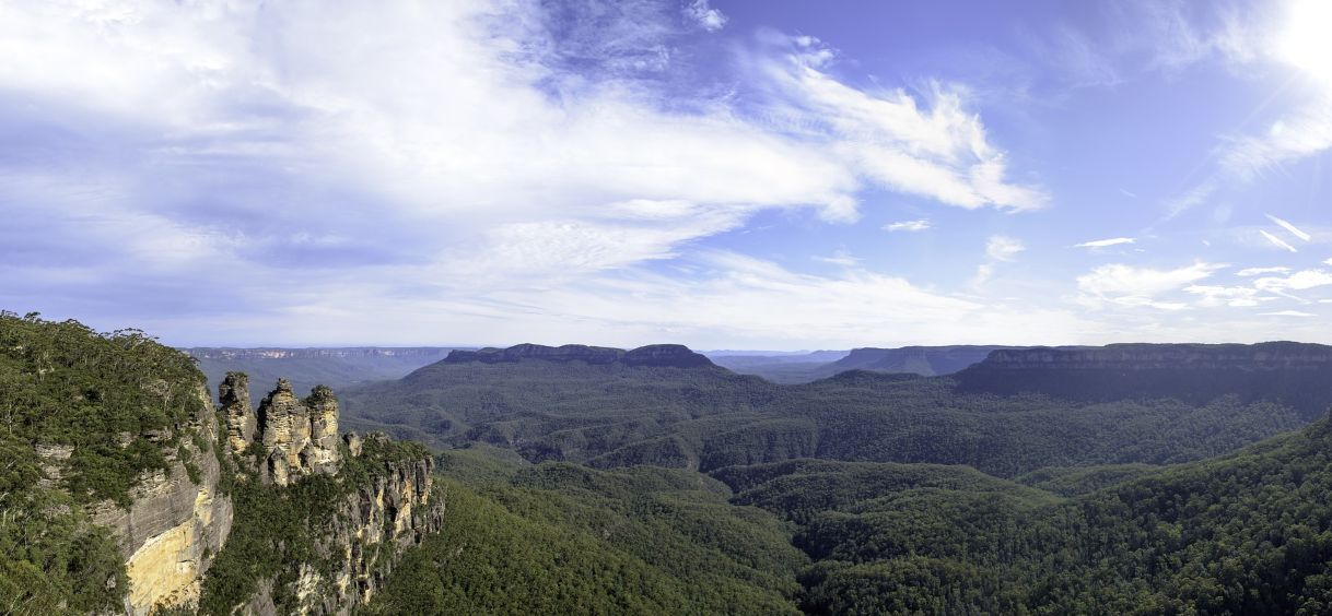 An Easy One Day Blue Mountains Itinerary