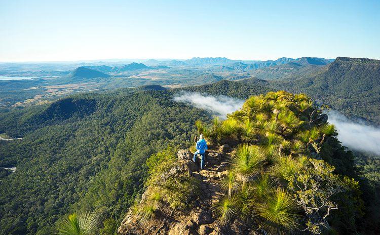 Great Walks of Australia Scenic Rim Trail