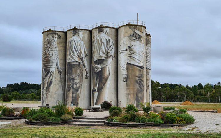 Portland Silo NSW