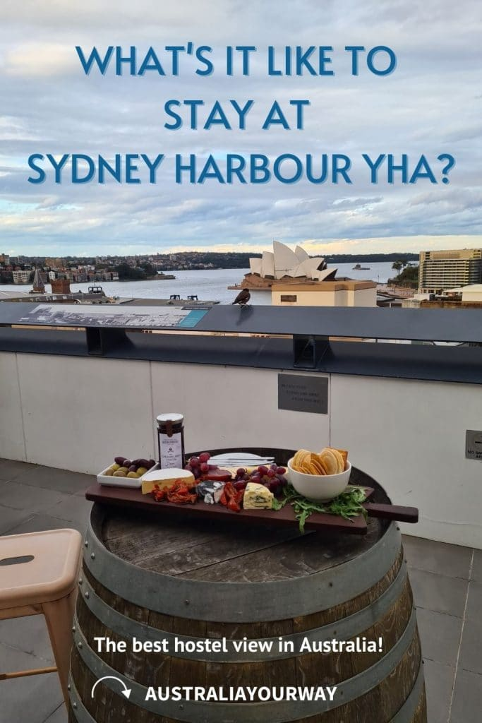 Australia Your Way YHA Sydney Harbour