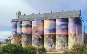 Kimba Silo South Australia Trail