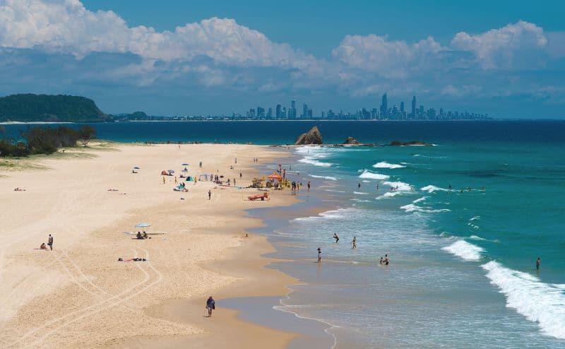 Currumbin Beach Queensland