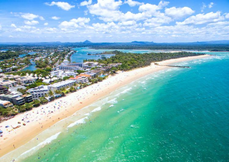 Queensland Beach Main Beach Noosa