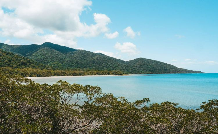 Cape Tribulation In Queensland