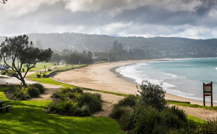 Lorne Beach Victoria