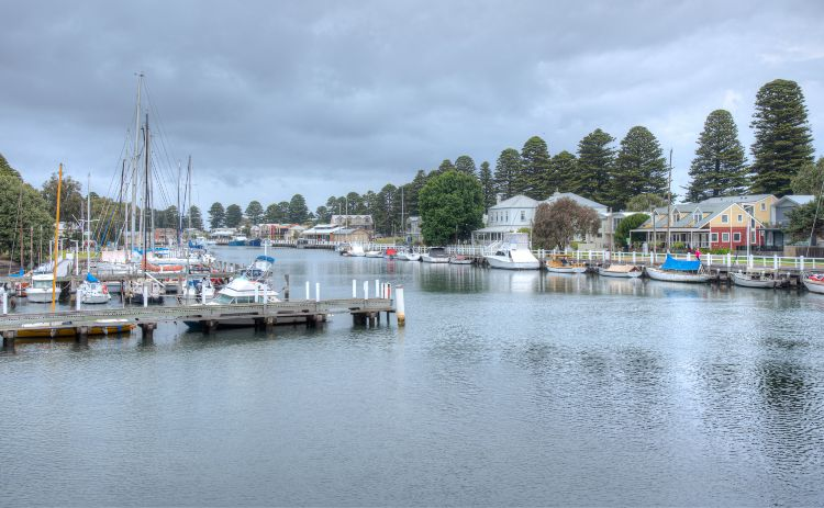 Port Fairy one of the prettiest small towns in Victoria