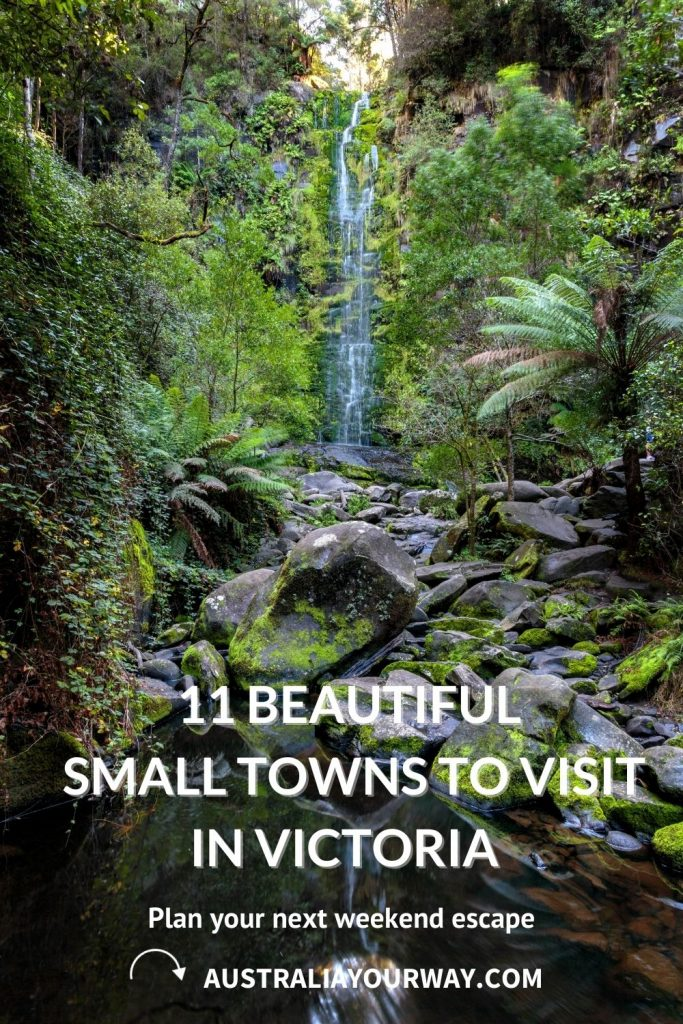 Small Town Victoria