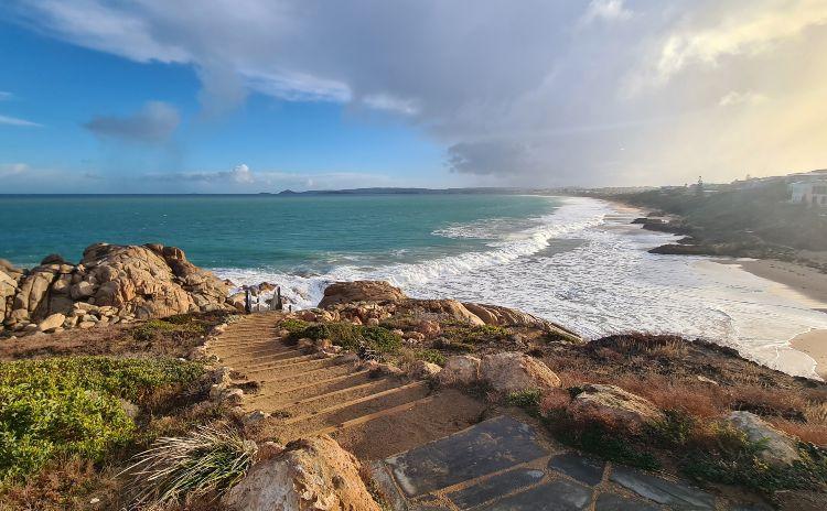 Port Elliot walk - Lookout Boomer Beach