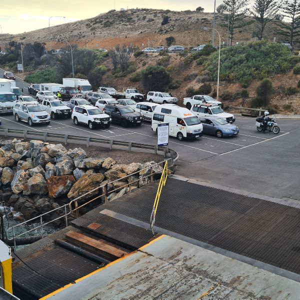 Kangaroo Island Car Ferry