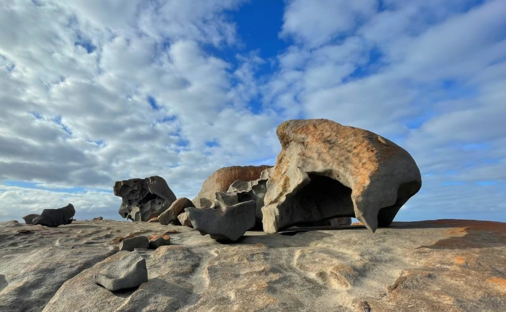 Remarkable Rocks Kangaroo island