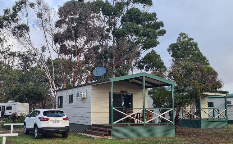 Western Kangaroo Island Caravan Park