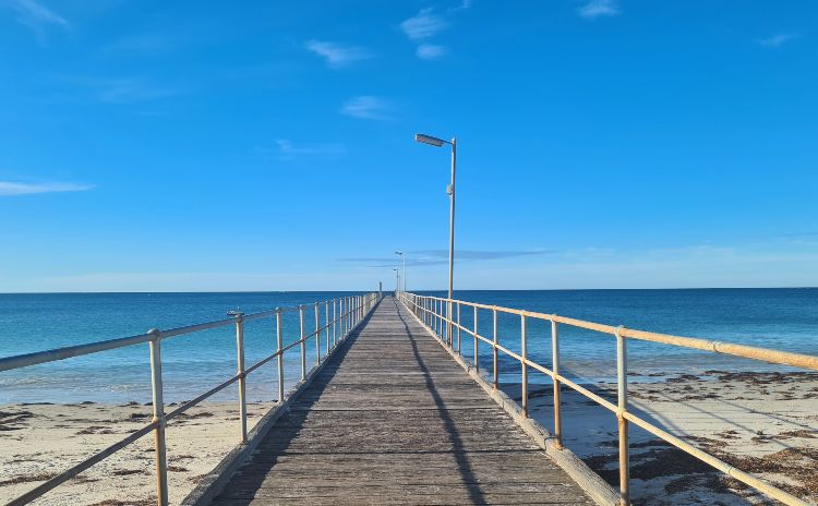 Eyre Peninsula Jetty
