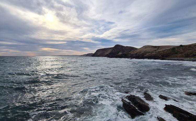 Fleurieu Coast at sunrise