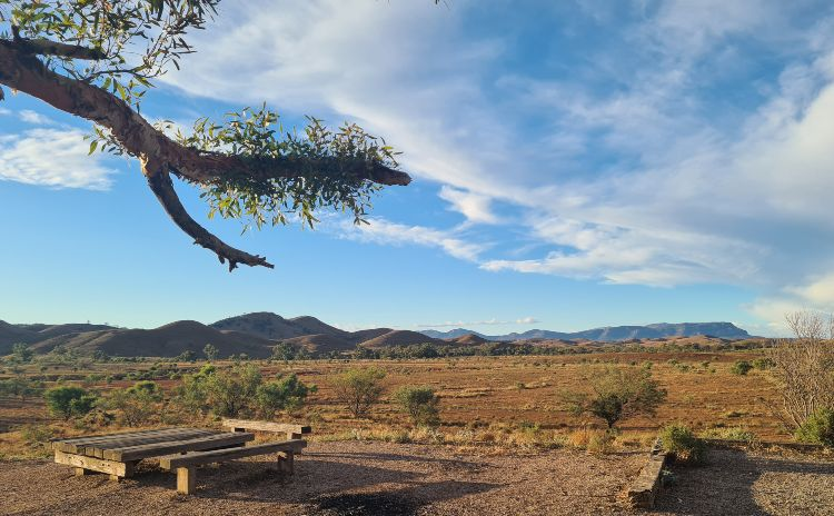 Flinders ranges lookout
