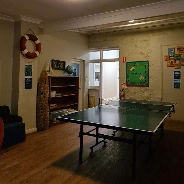Games Room port elliot beachhouse