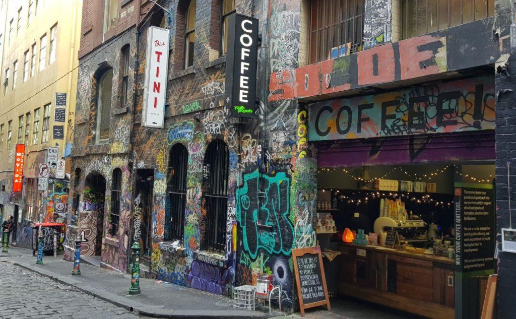 Hosier Lane Bar Tini
