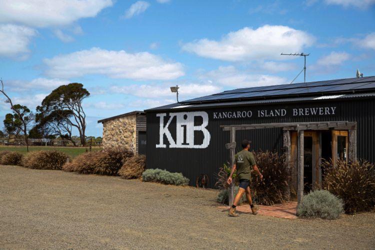 KI Brewery South Australia