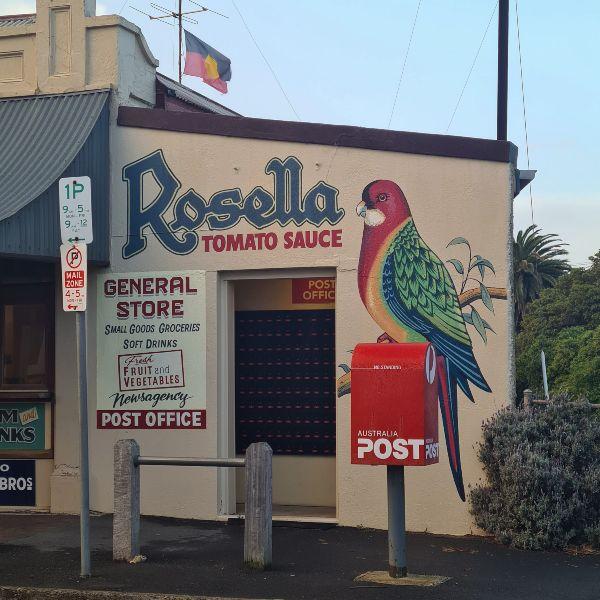 Port Elliot general store