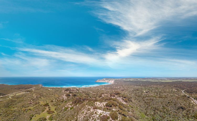 Propect Hill views Kangaroo Island