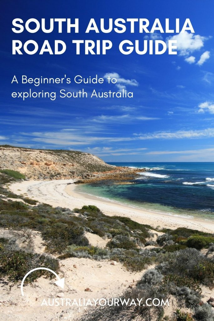 Road trips in south australia small