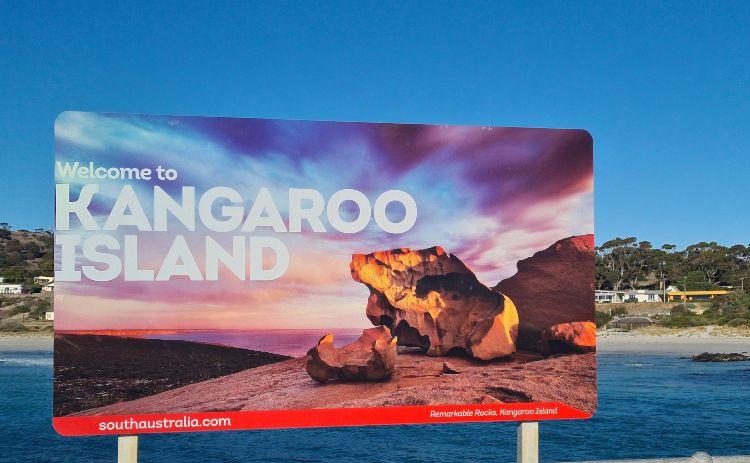 Welcome to Kangaroo Island