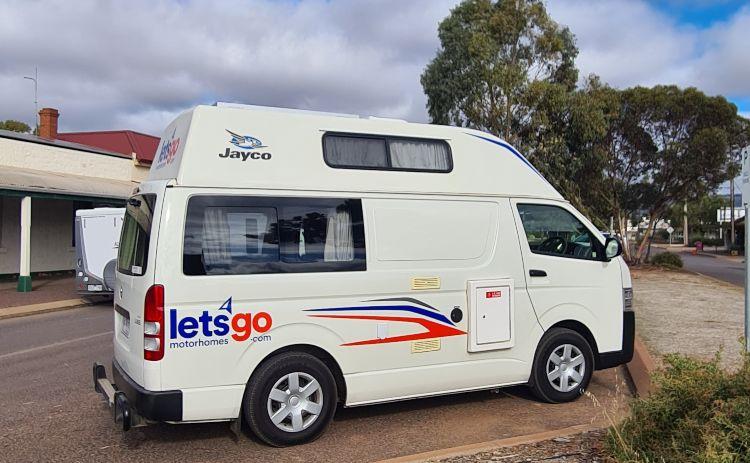 Campervan Hire in Australia